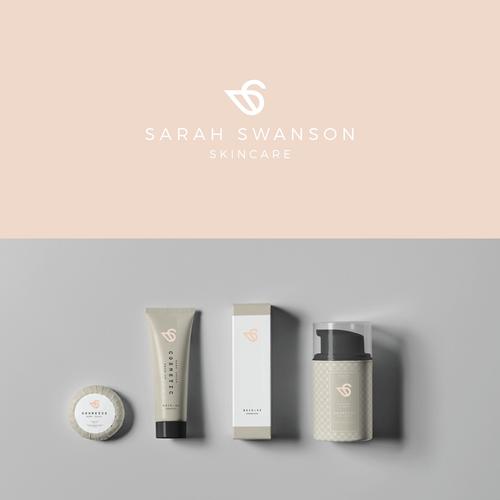 Logo and Brand Identity for Sarah Swanson