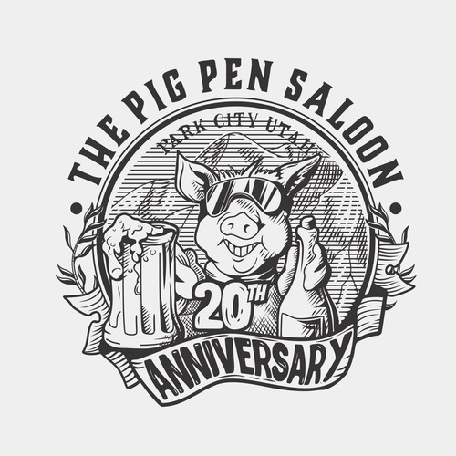 The Pig Pen Saloon 20th
