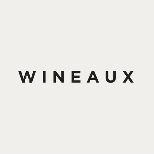 Wineaux Logo Design