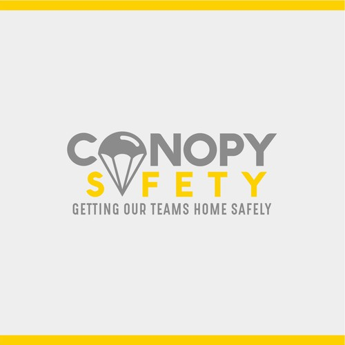 Logo concept for CANOPY SAFETY