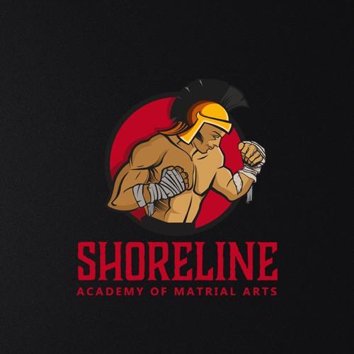 Shoreline logo design
