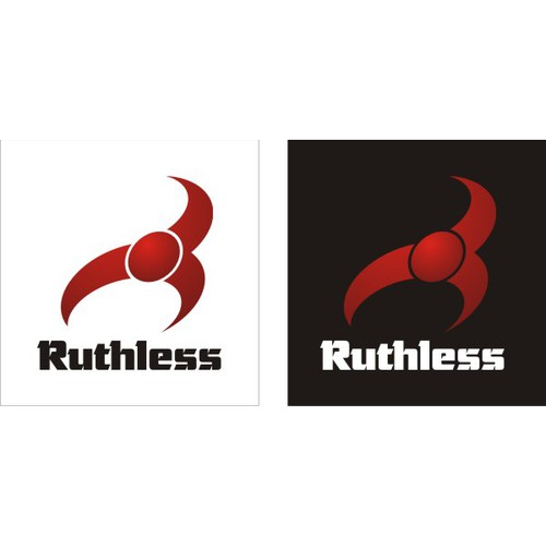 Logo and symbol for a MMA brand - with a punch