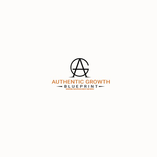 Authentic Growth Blueprint logo