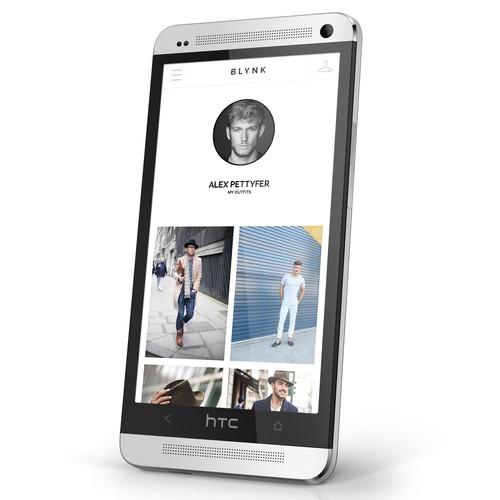 UI / UX for the Next big fashion app