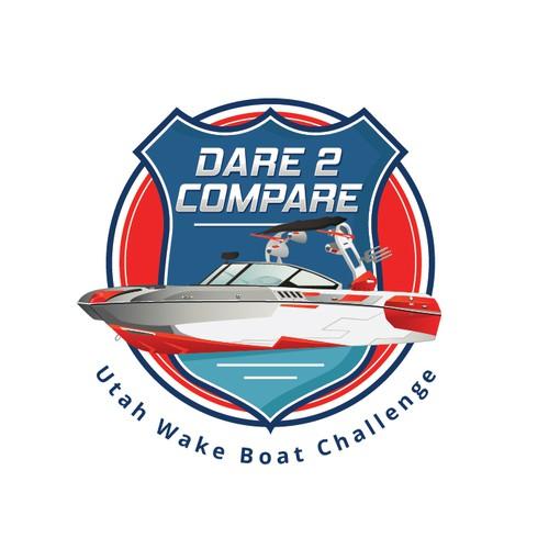 Bold boat logo