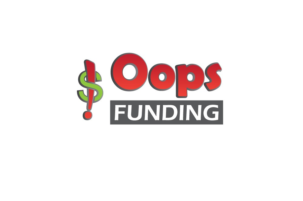 Create the next logo for Oops Funding