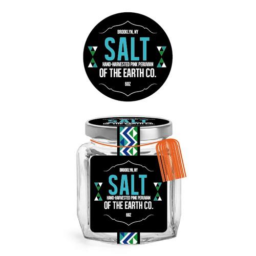 Gourmet Peruvian Salt