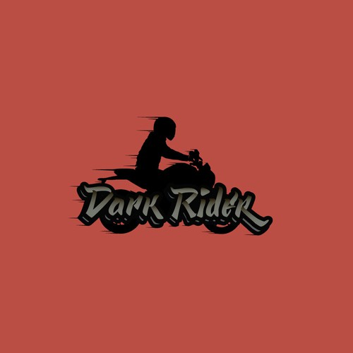logo for dark rider