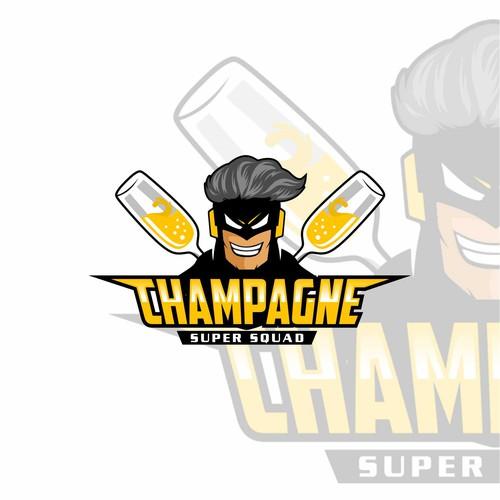 Champagne Super Squad