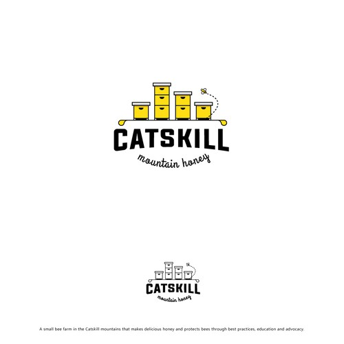 Catskill Mountain Honey