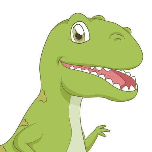 Great Big Dinosaur Children's Book