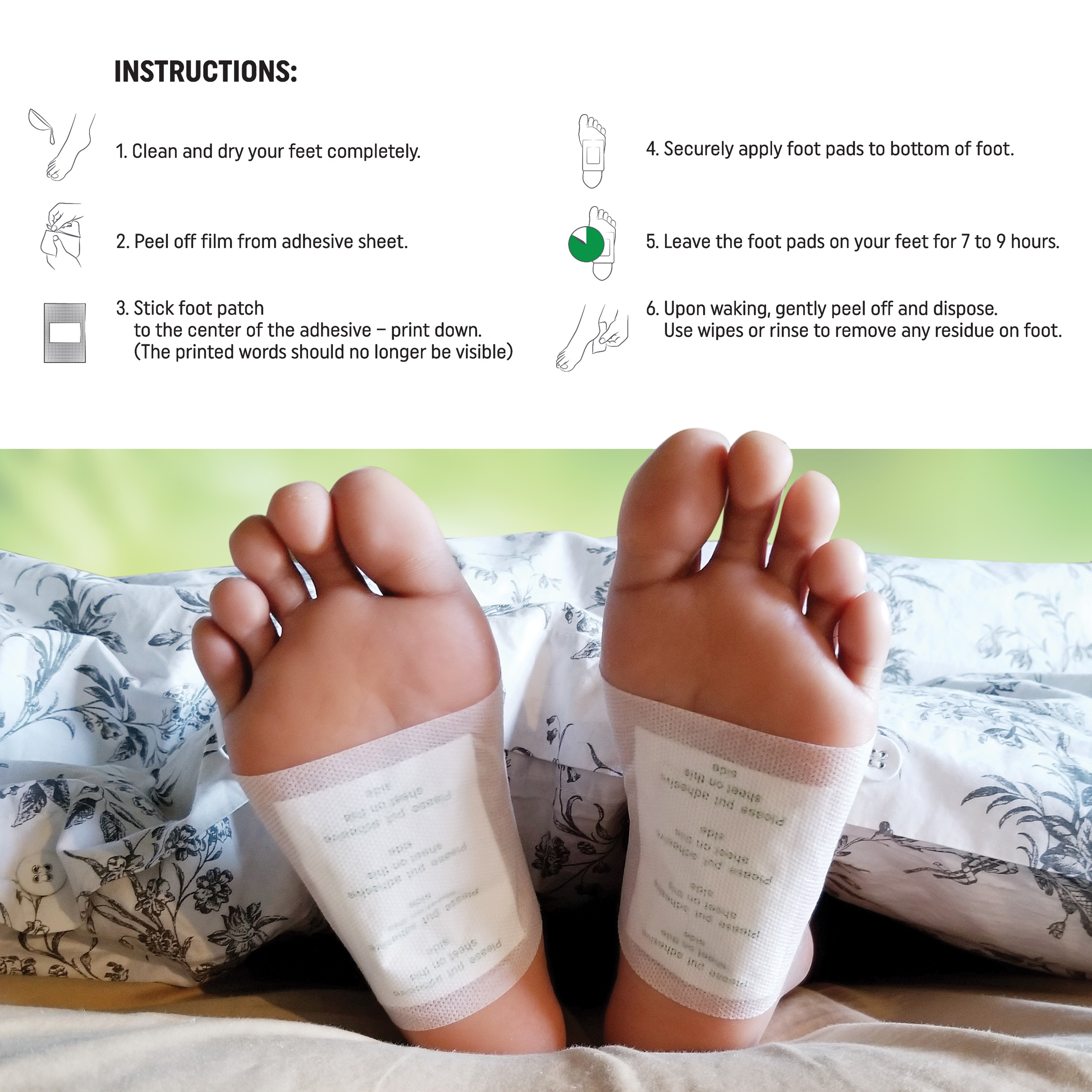 Foot Pads Amazon Slides