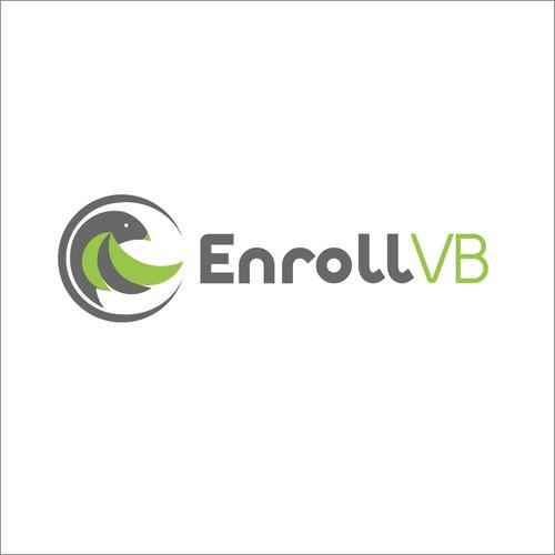 Concept de logo pour EnrollVB