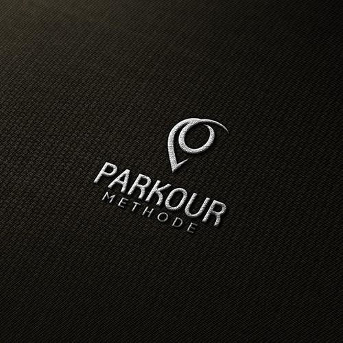 Parkour Methode Logo Concept