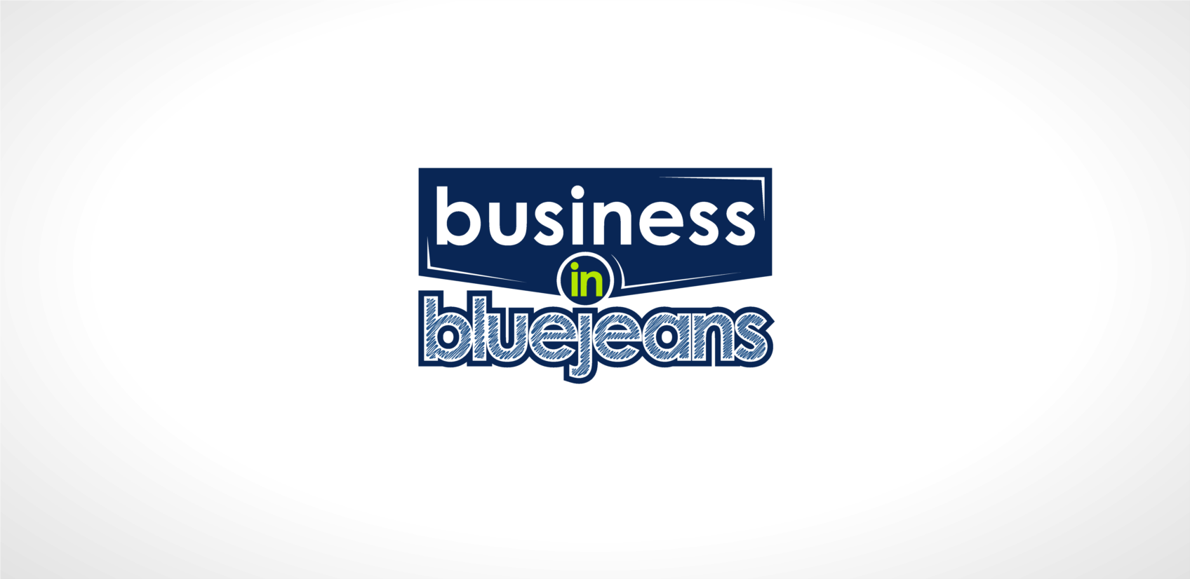 logo for Business in Blue Jeans