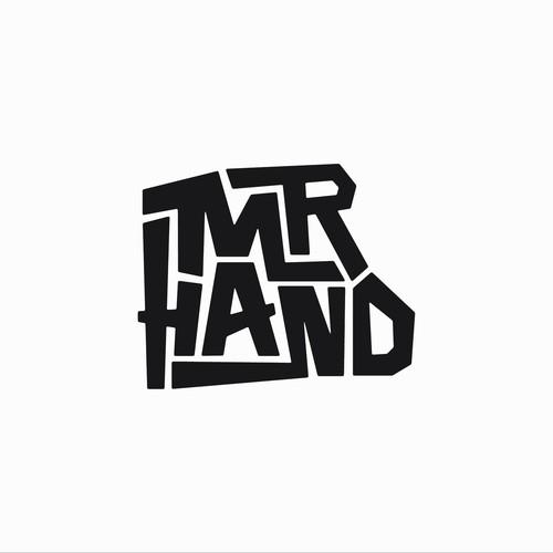 Mr. Hand logo