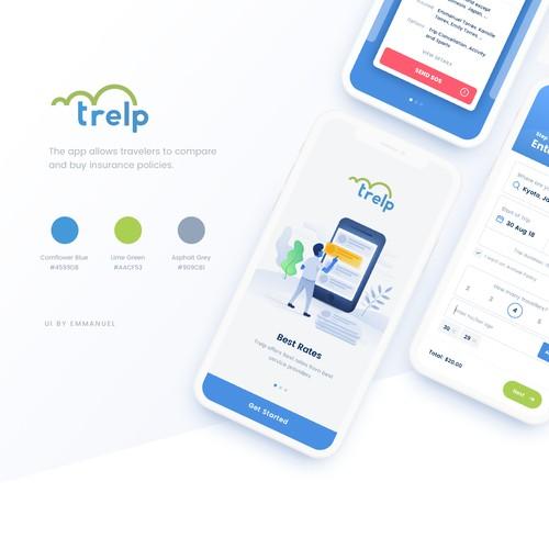 App Design for Insurance App