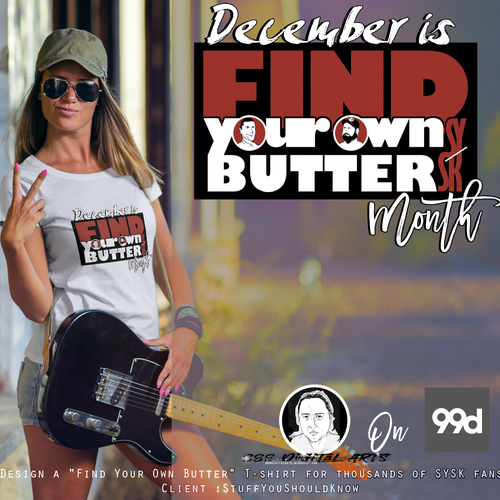 Find Your Own Butter