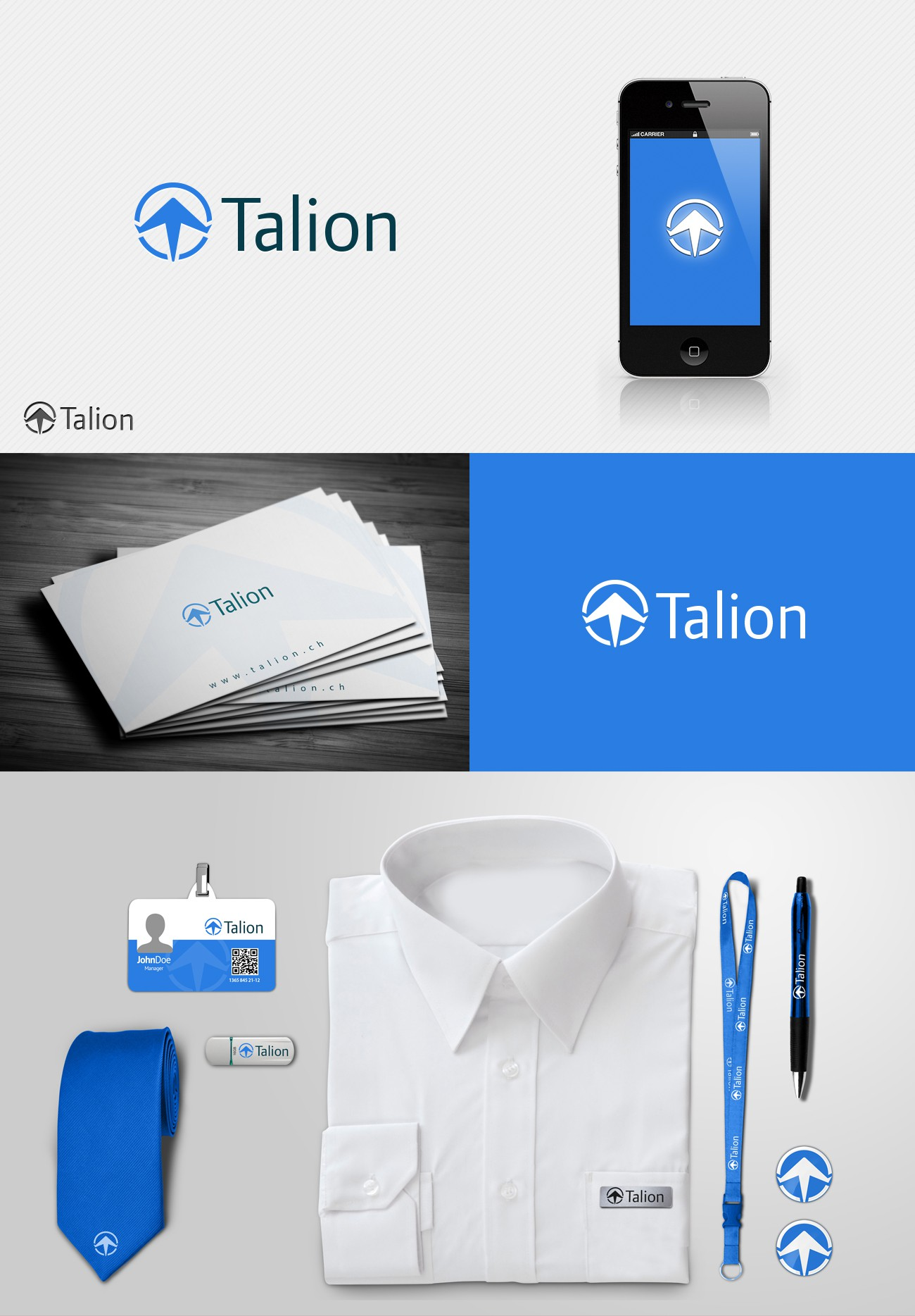 Talion GmbH - support a young company!
