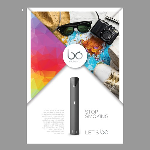 Posters for Bo Vaping