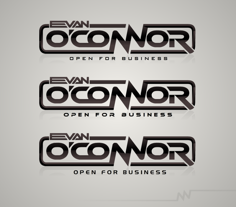 Evan O'Connor needs a new logo