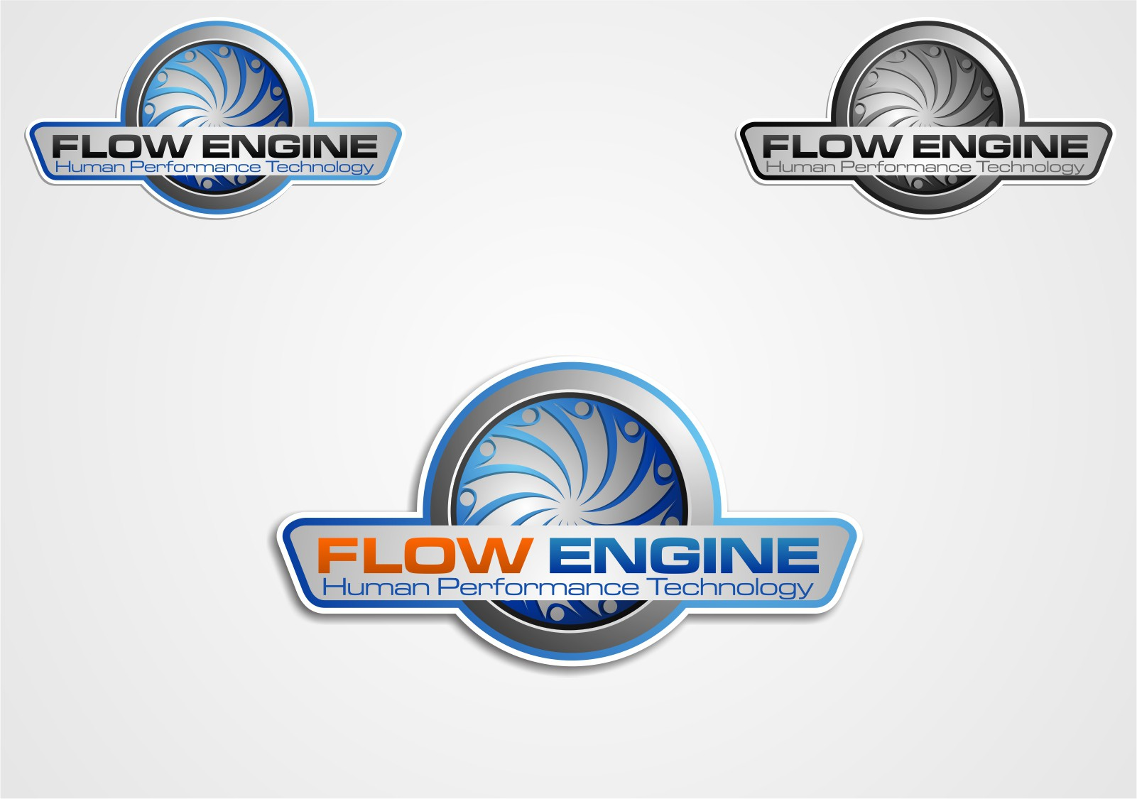 Flow Engine needs a cool Logo