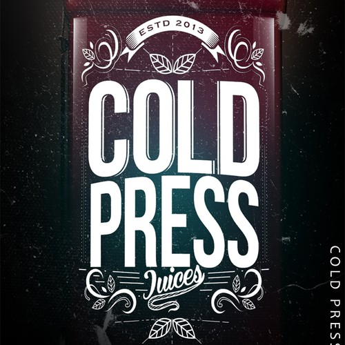 Cold Press - Package Design