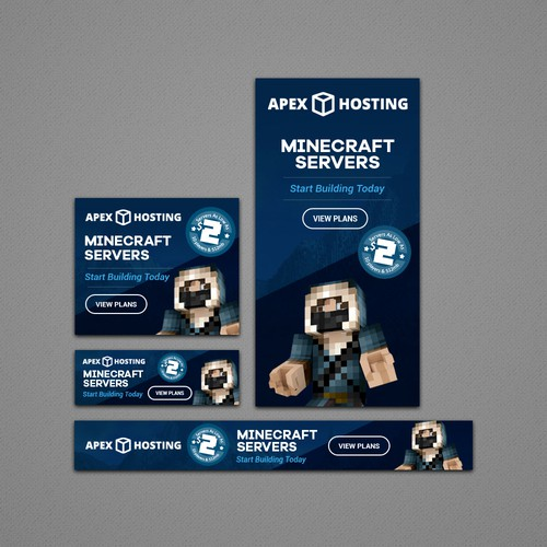 Banner Ad for Apex