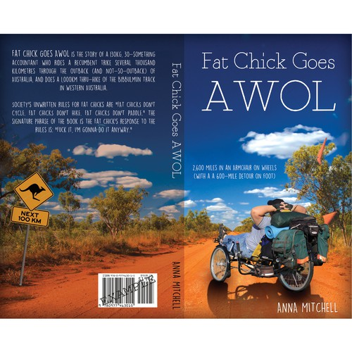 Fat Chick Goes AWOL - book cover