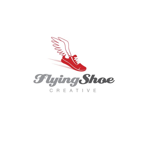 flying shoe
