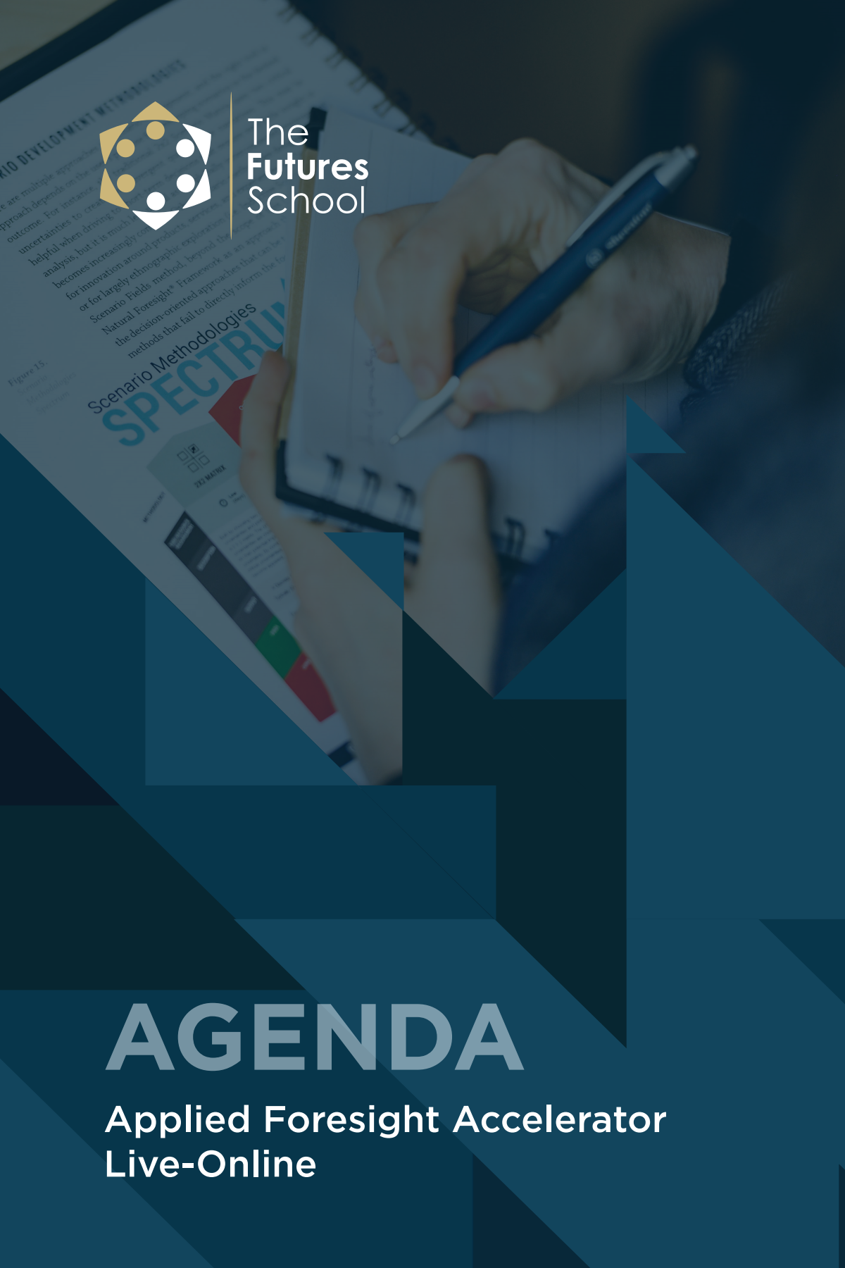 Agenda for our Welcome Kit (Accelerator ONLINE)