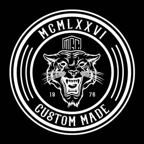 trucker hats for fashion label MGC