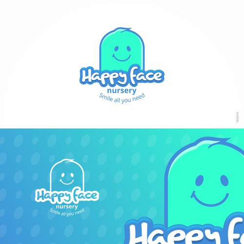 Happy Face - Logo design