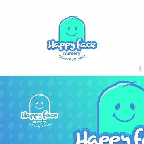 Happy Face - Logo design