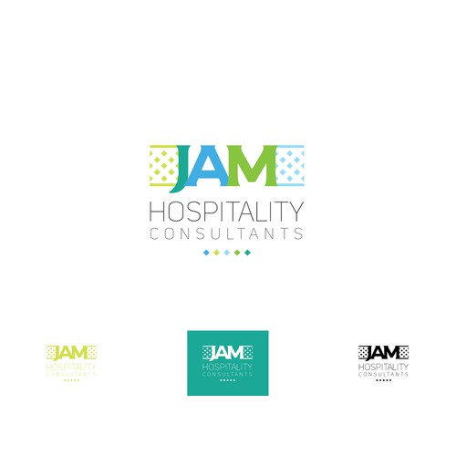 create a logo for a hospitality consultant