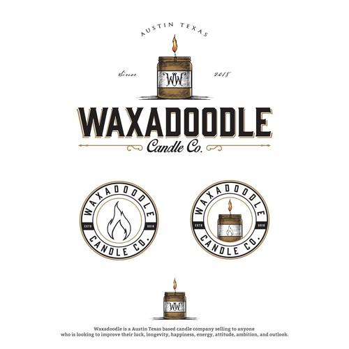 J.P. Waxadoodle Candle Co.