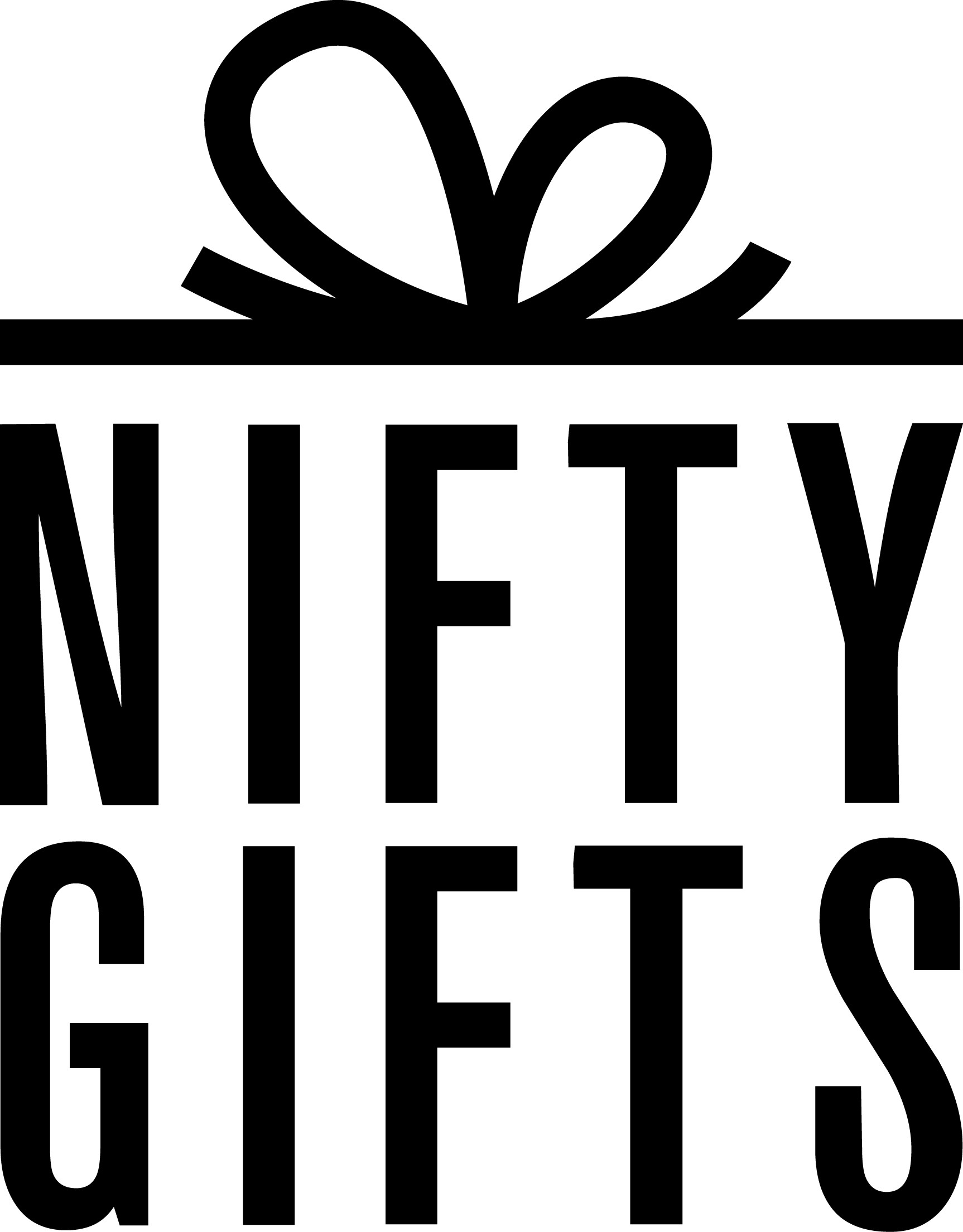 Design a clean and playful logo for Niftygifts.co.za