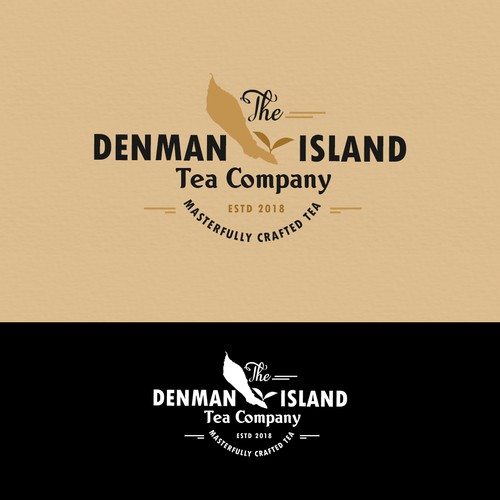 Logo for Tea Company