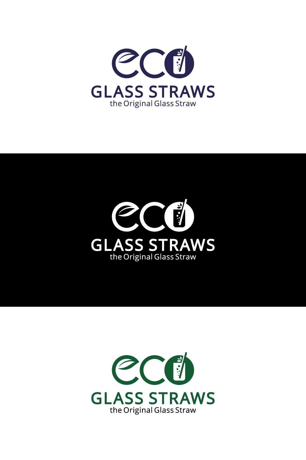 Be part of the SOLUTION design for Eco-Glass Straws!!
