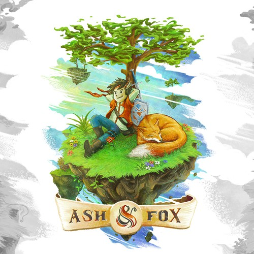 ash & fox