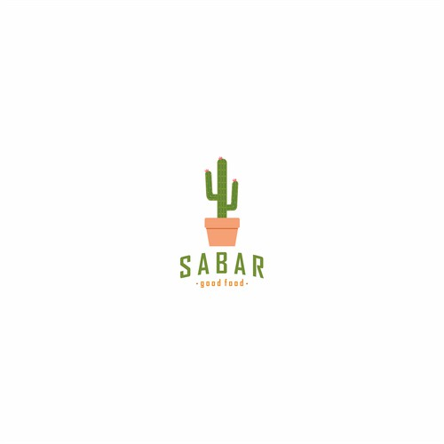 Logo concept for restaurant