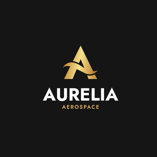 AURELIA - Unique and Bold Branding Concept