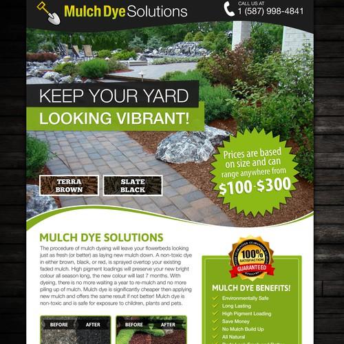 Mulch Dye Solutions