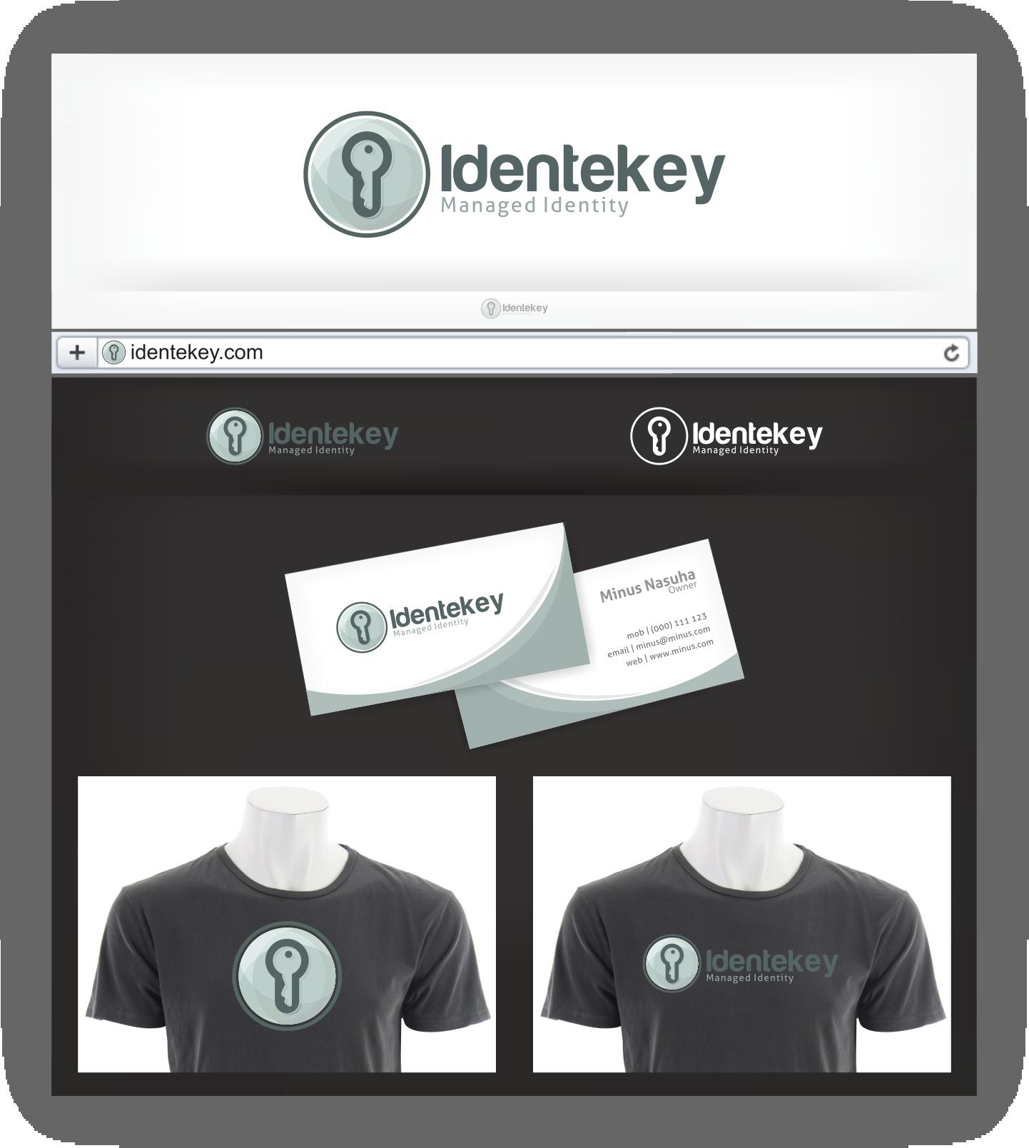 New logo wanted for Identekey