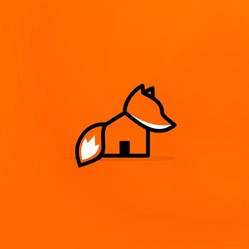 Fox house logo