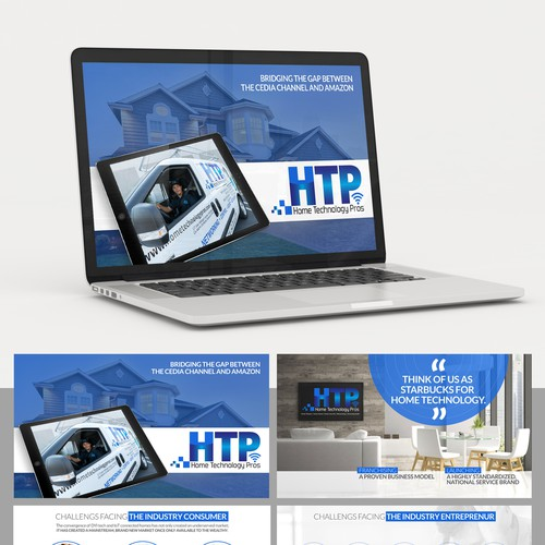 Home Technology Pros PPT