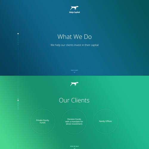 Web design Help.Capital