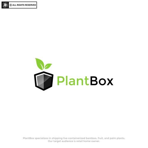 logo for PlantBox