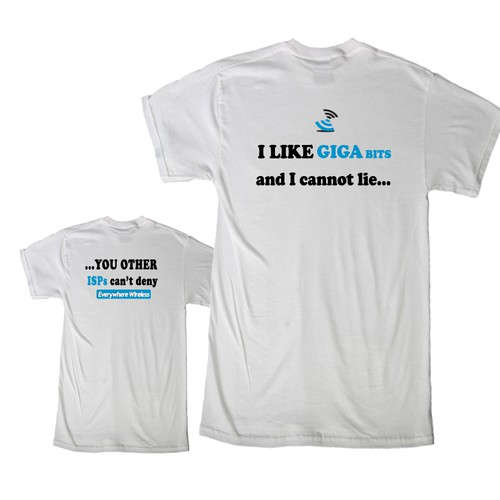 Tshirt for Internet Industry