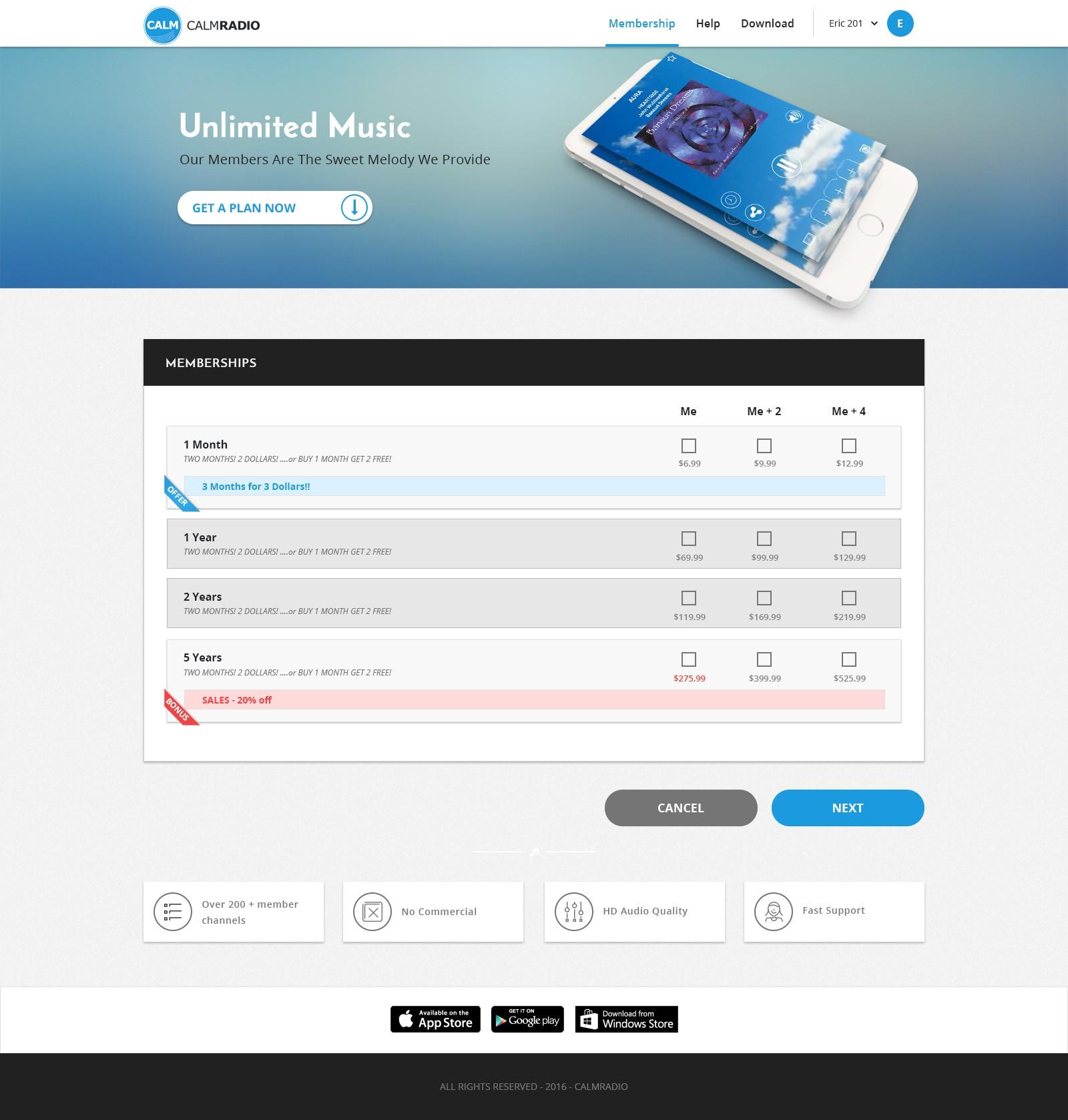 Landing Page Design / Redesign